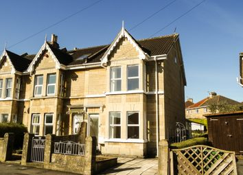 Thumbnail 3 bed end terrace house for sale in Southdown Road, Bath