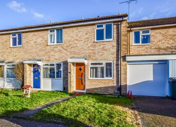 Thumbnail 2 bed terraced house for sale in Holmcroft, Crawley