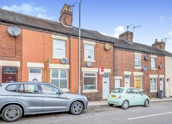 Thumbnail 2 bedroom terraced house for sale in Victoria Street, Chesterton, Newcastle-Under-Lyme, Staffs