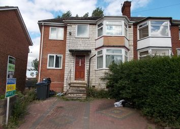 Thumbnail 5 bed semi-detached house for sale in Chipperfield Road, Hodge Hill