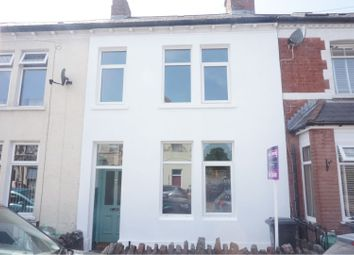 Thumbnail 3 bed terraced house for sale in Radnor Road, Canton