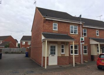 Thumbnail 3 bed property to rent in Castilla Place, Horninglow, Burton Upon Trent