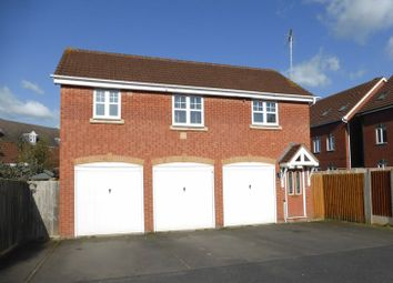 Thumbnail 1 bed flat to rent in Davey Road, Northway, Tewkesbury