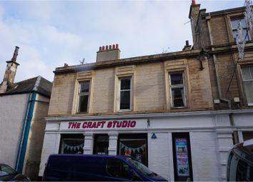 Thumbnail 1 bed flat for sale in Market Street, Bo'ness
