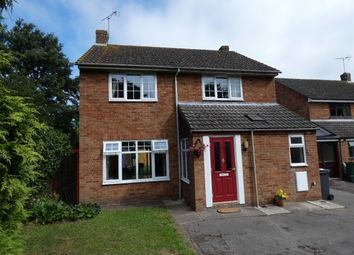 Thumbnail 4 bed detached house for sale in Honeythorn Close, Hempsted, Gloucester