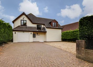 Thumbnail 5 bed detached house for sale in Station Road, Llanwern, Newport