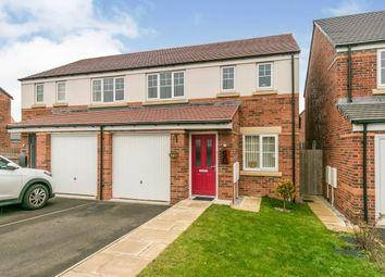 3 bed semi-detached house for sale in Ffordd Dewi, Oakenholt, Flint, Flintshire CH6