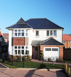 Thumbnail 3 bed detached house for sale in Bowden Chase, Berry Close, Great Bowden, Market Harborough