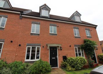 Thumbnail 4 bed town house to rent in Farmers Close, Huthwaite, Sutton-In-Ashfield