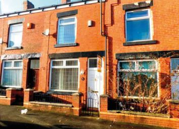 Thumbnail 2 bedroom terraced house for sale in Victoria Grove, Bolton, Lancashire