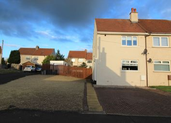 Thumbnail 2 bed end terrace house for sale in Ford Avenue, Dreghorn