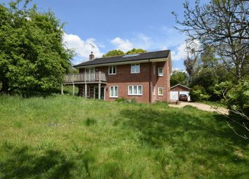 Thumbnail 4 bed country house for sale in Willis Lane, Four Marks, Alton, Hampshire