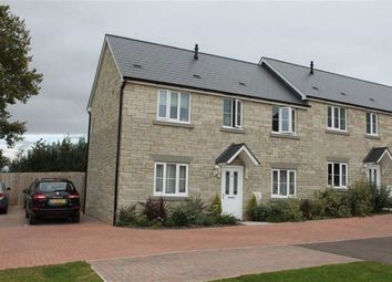 Thumbnail 3 bed end terrace house for sale in Poppy Field, Broadwell, Coleford