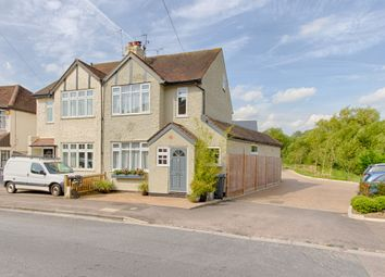 Thumbnail 3 bed semi-detached house for sale in Molewood Road, Bengeo, Hertford