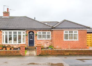 Thumbnail 3 bedroom semi-detached bungalow to rent in Ashley Park Road, York