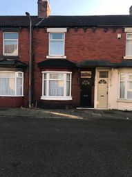 Thumbnail 2 bed terraced house for sale in Thorton Street, North Ormesby