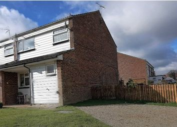 Thumbnail 3 bedroom end terrace house for sale in Lovell Gardens, Watton
