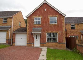 Thumbnail 4 bedroom detached house for sale in Larkin Close, Crook