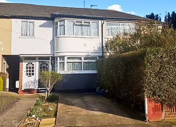 Thumbnail 1 bed flat for sale in Lincoln Close, Greenford
