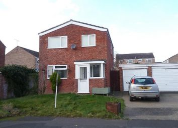 Thumbnail 3 bed detached house for sale in Chevin Close, Shrewsbury