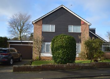 Thumbnail 4 bed detached house for sale in The Peak, Rowlands Castle