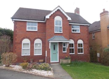 Thumbnail 4 bed property to rent in Longmeadow, Wootton, Northampton
