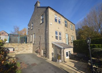 Thumbnail 3 bed semi-detached house for sale in Rowley Hill, Fenay Bridge, Huddersfield