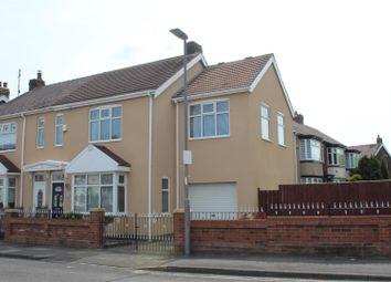 Thumbnail 3 bed semi-detached house for sale in Haswell Avenue, Foggy Furze, Hartlepool