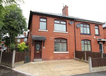 Thumbnail 3 bed semi-detached house for sale in Woodhill Road, Bury