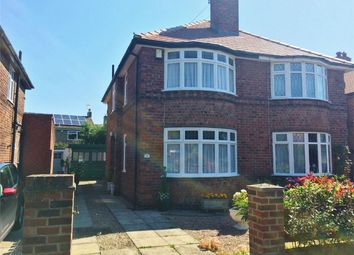Thumbnail 2 bed semi-detached house for sale in Trentholme Drive, The Mount, York