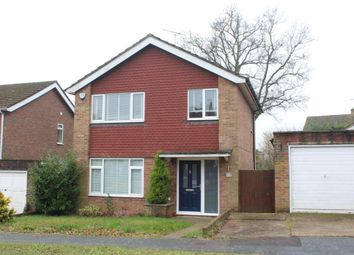 Thumbnail 3 bed detached house for sale in Woodbourne, Farnham