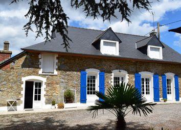 Thumbnail 2 bed detached house for sale in La Trinité-Porhoët, Côtes-D'armor, Brittany, France
