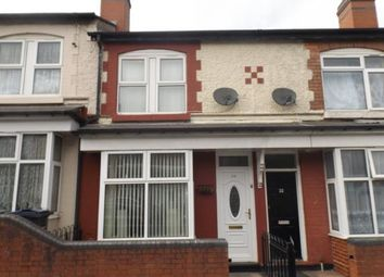 Thumbnail 2 bed terraced house for sale in Gowan Road, Alum Rock, Birmingham, West Midlands