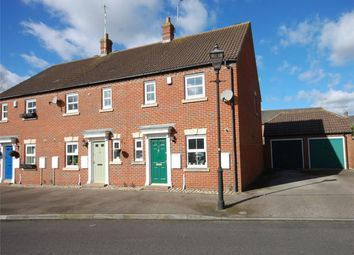 Thumbnail 3 bed end terrace house for sale in Coombe Lane, Aylesbury, Buckinghamshire