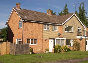 Thumbnail 3 bedroom semi-detached house for sale in Chaseside Avenue, Twyford, Twyford, Berkshire