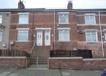 Thumbnail 2 bed property to rent in Blackhills Terrace, Horden, Peterlee
