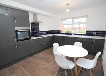 Thumbnail 4 bed terraced house to rent in Mayville Avenue, Hyde Park, Leeds