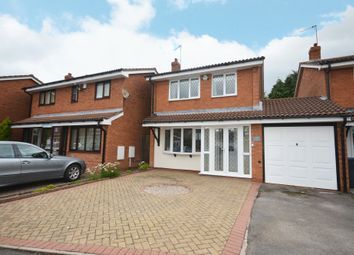 3 bed link-detached house for sale in Newey Road, Hall Green, Birmingham B28