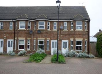 Thumbnail 3 bed terraced house for sale in Adaern Close, Leighton Buzzard, Bedfordshire