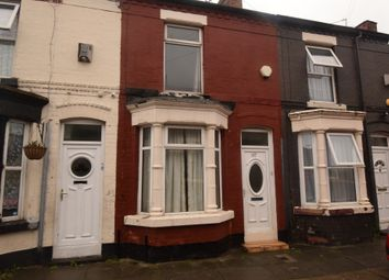 2 bed terraced house to rent in Webster Road, Liverpool, Merseyside L7