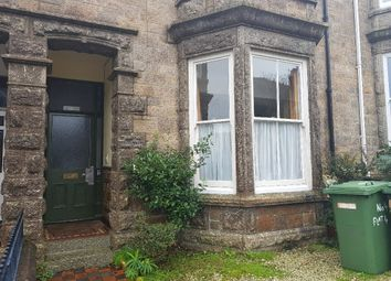 Thumbnail 1 bedroom flat to rent in 4 Pendarves Road, Penzance, Cornwall