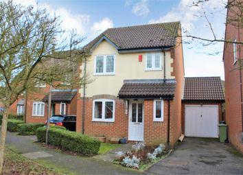 Thumbnail 3 bed detached house for sale in Wallinger Drive, Shenley Brook End, Milton Keynes, Buckinghamshire