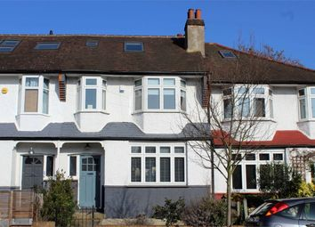 Thumbnail 4 bed terraced house for sale in Crescent Rise, Alexandra Park, London