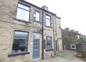 2 bed terraced house for sale in West Street, Shelf, Halifax HX3