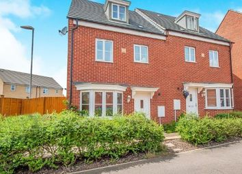 Thumbnail 4 bed semi-detached house for sale in Venus Way, Peterborough, Cambridgeshire, .