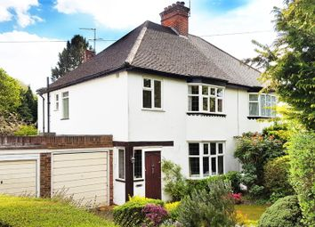Thumbnail 3 bed semi-detached house for sale in Cuckoo Hill Road, Pinner