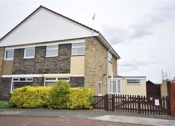 Thumbnail 3 bedroom semi-detached house for sale in Masefield Drive, South Shields