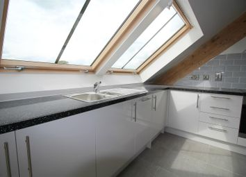 Thumbnail 2 bed flat for sale in Spring Street, Rugby