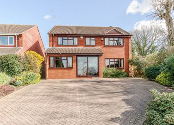Thumbnail 4 bedroom detached house for sale in Battenhall Road, Worcester, Worcestershire