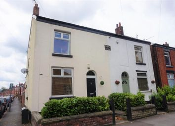 Thumbnail 2 bed semi-detached house for sale in Commercial Road, Stockport